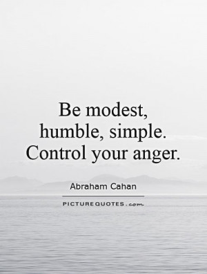 Anger Quotes Abraham Cahan Quotes