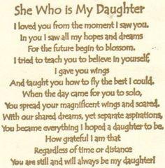 Daughters***