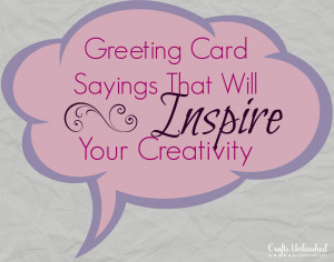 Your E Cards Sayings Greeting card sayings