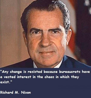 Richard m nixon famous quotes 1