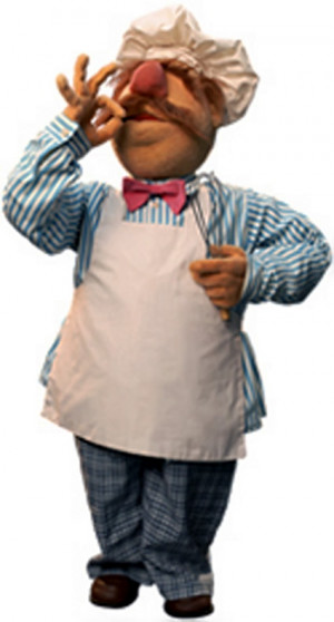Swedish chef - Muppet Show - Cook bork bork