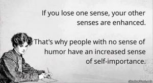Increased Sense of Self-Importance