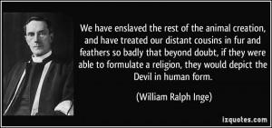 More William Ralph Inge Quotes