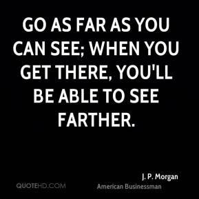 Morgan Quotes
