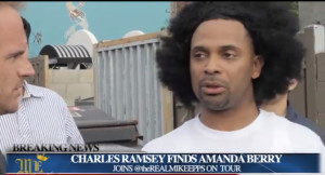 Too Funny: Mike Epps (@TheRealMikeEpps) – Charles Ramsey Interview ...