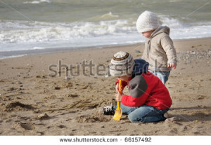 Quotes About Children Playing In The Sand