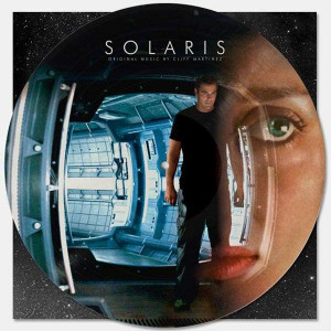 Cliff Martinez Solaris O S T 140g Limited Edition Picture