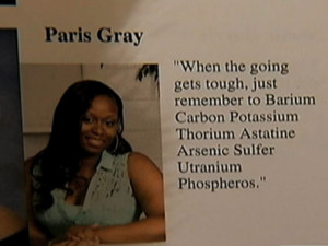 Hidden message in yearbook quote may keep Georgia class vice president ...