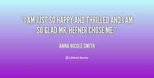 Am So Happy Quotes -smith-i-am-just-so-happy-
