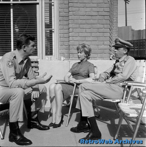 Barbara Eden Andy Griffith Show