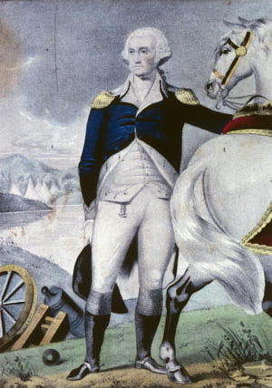 George Washington - MPI/Getty Images