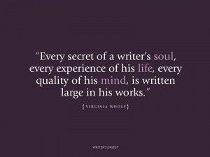 Great Writer Quotes