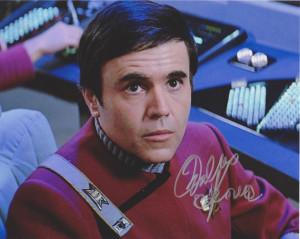 Walter Koenig Star Trek