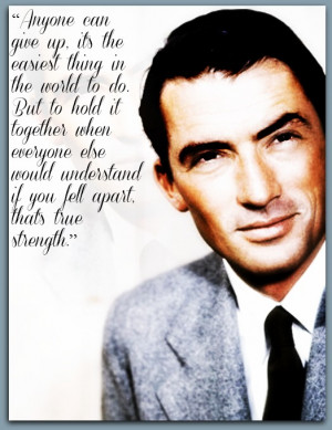 Blog entirely dedicated to Gregory Peck by a devoted fan.