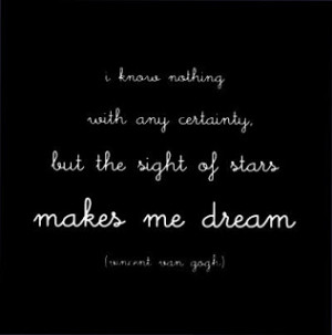 dream,stars,quotes,van,gogh,card,quote ...