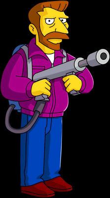 Hank Scorpio - Simpson Wiki en Español, la wiki de Los Simpson