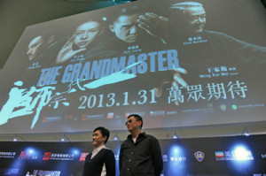 Wong Kar Wai The Grandmasters