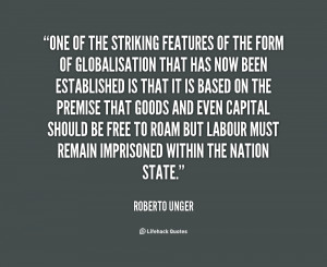 Quotes On Globalization