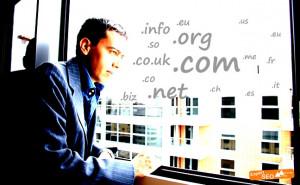 Alexander Aranda looking at domain extensions