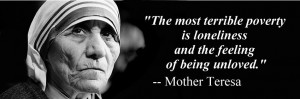 ... humanity, quotations on humanity, mother Teresa quotes quotations on