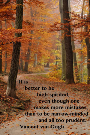 ... , even though one makes more mistakes...
