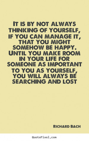 Always Thinking About You Quotes