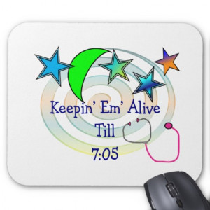 Night Shift Nurse Quotes http://www.pic2fly.com/Night+Shift+Funny.html