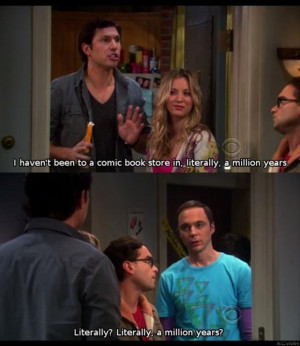 funny big bang theory sheldon cooper quotes