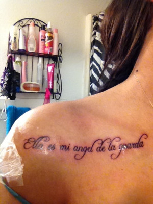 Rest In Paradise Quote Tattoos
