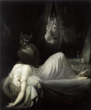 Masters of Art: John Henry Fuseli (1741 – 1825)