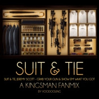 Suit & Tie - A Kingsman Fanmix
