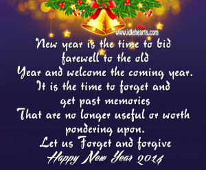 New Year 2014! Wishes For You