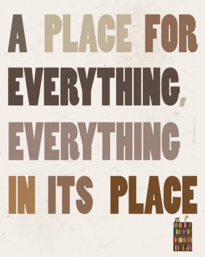 ... , Neatness, Teacher, Quote, Ben Franklin, Wall Decor. , via Etsy