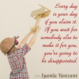 Inspirational Quotes by Iyanla Vanzant