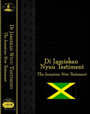 LAUNCH: The Jamaican New Testament in Patois