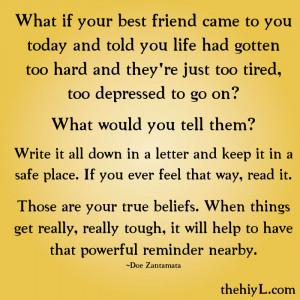 Doe Zantamata Quotes
