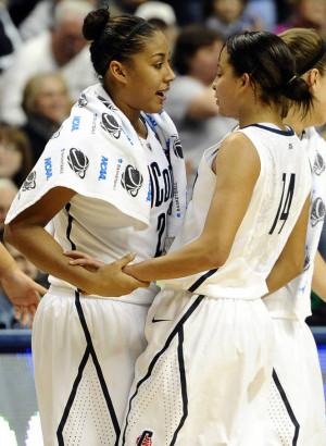 NCAA: Vanderbilt vs UConn Women's Basketball