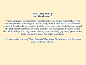 Eckhart Tolle Quotes On Relationships