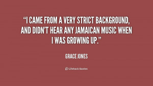 grace jones quotes rock n roll can get quite overwhelming you can get ...