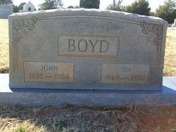 John Wesley Boyd