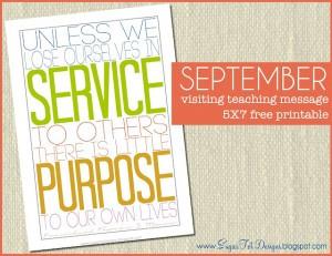 free printable mormon lds visiting teaching vt freebie print service