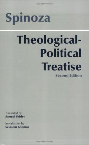 Theological-Political Treatise Benedict de Spinoza
