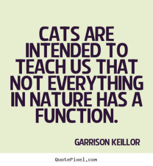 Make custom image quotes about inspirational - Cats are intended to ...