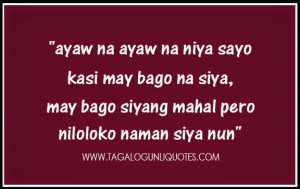 quotes about break up tagalog tagalog break up quotes tagalog sad