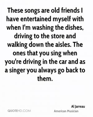 Al Jarreau Car Quotes