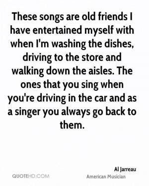 Al Jarreau Car Quotes