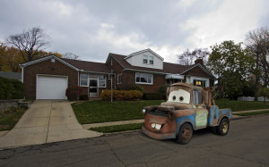 Tow Mater Wallpaper Love...