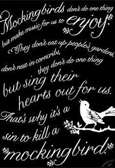 To Kill a Mockingbird by Harper Lee—just like everyone else, one of ...