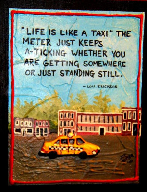 165. Taxi Quote by KOPLERART on Etsy, $33.50 ~ These words sound SILLY ...