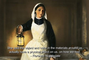 Florence nightingale, quotes, sayings, wise, clever quote